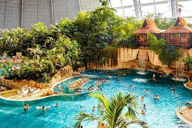 Berlin City Break with Tropical Islands Resort Ticket & Flights