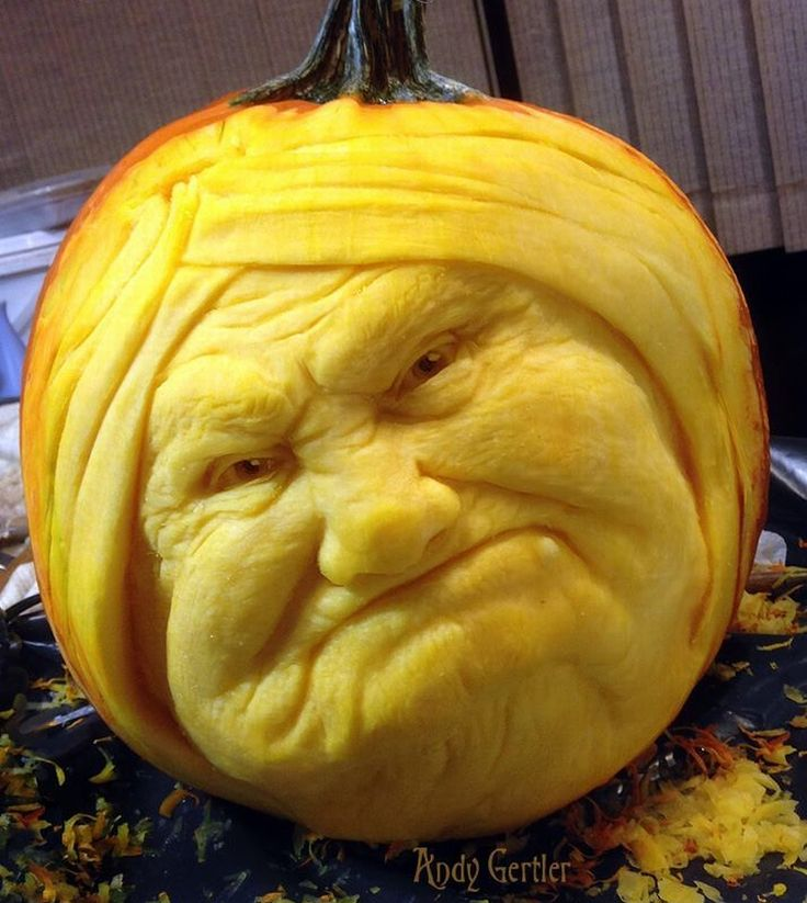 pumpkin carving by Pumpkin Sculpt USA 9 - Copy