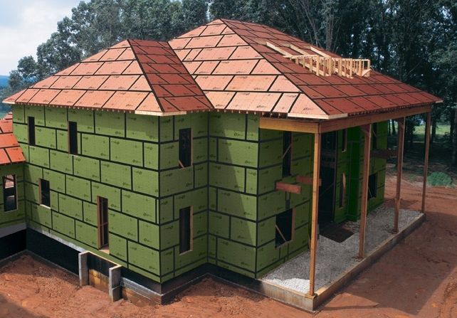Volume 1  Issue 5 by Michael Connor, President In the two hundred year evolution of sheathing for houses, we've gone from boards to plywood to OSB (oriented strand board) and the latest entry, water-resistant treated OSB. The latter is sold as the ZIP-WALL System (a roof sheathing version is also available) and is marketed…