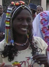 Kunama wedding dress