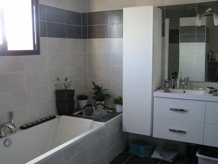 9 best Salle de bain images on Pinterest Bathroom, Modern