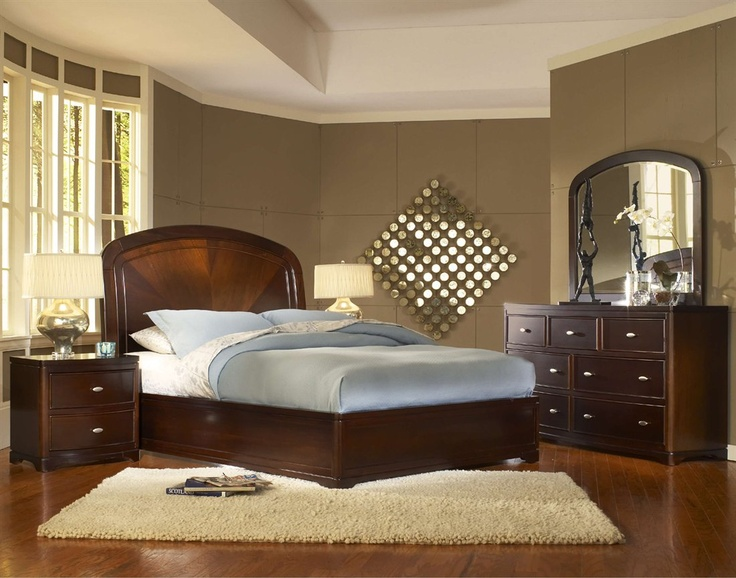 14 best images about bedroom paint ideas on pinterest for Chocolate brown bedroom furniture