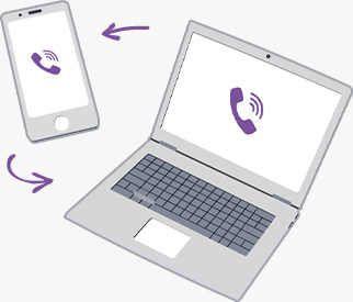 #Viber desde tu computadora con tu mismo número Winows & Mac