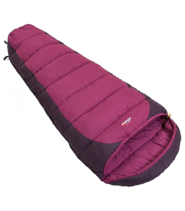 The 2016 Wilderness sleeping bag range features fresh vibrant colours unique designs and soft-touch fabrics The Wilderness 250S is slightly shorter