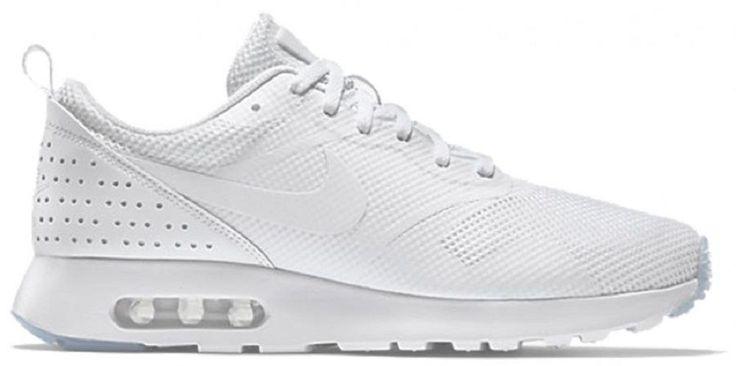Mens Nike Air Max Tavas SE Trainers White UK Size 10 EUR 45   NEW