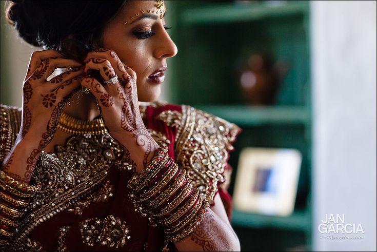 LOS ANGELES – SOUTH ASIAN INDIAN BRIDE WEDDING MAKEUP – MODERN FUSION NATURAL INDIAN BRIDAL MAKEUP >> ANGELA TAM    WEDDING MAKEUP ARTIST