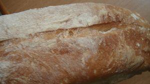 Фото к рецепту: Хлебушек  с пивом - испечён по старинному методу французской кухни