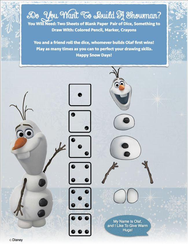 Frozen disney parks pinterest build a snowman snowman and olaf