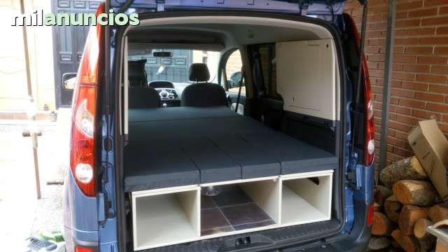 mueble camper kangoo partner berlingo foto 4 camper. Black Bedroom Furniture Sets. Home Design Ideas