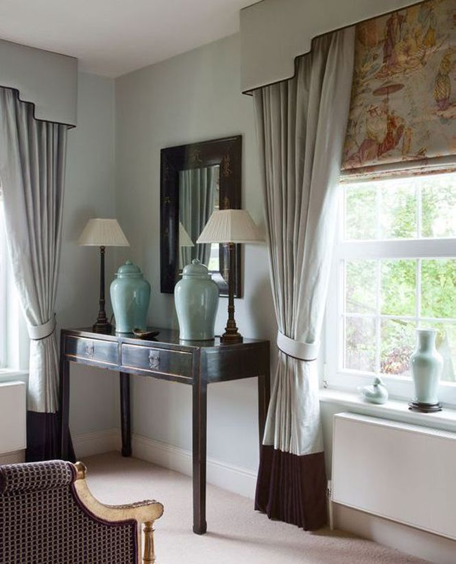 Best 25+ Victorian Window Treatments Ideas On Pinterest