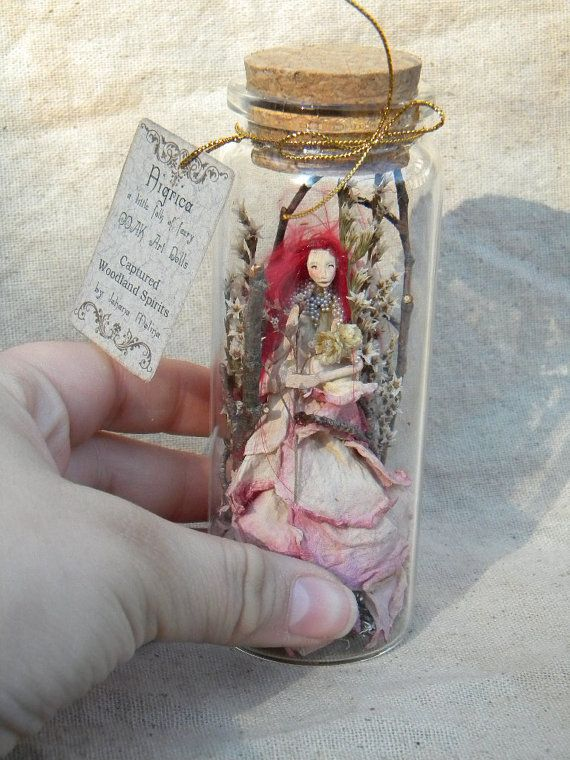 Queen Fairy of Spring  Captured Woodland