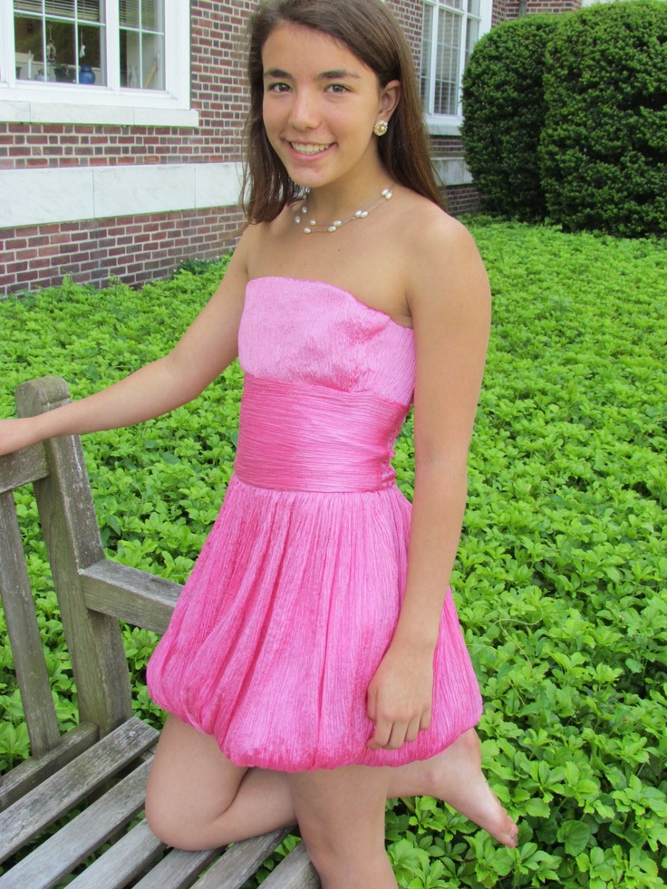 Teen dress special occasion