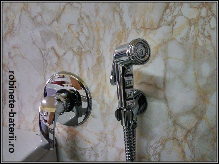 Sistem de dus pentru igiena intima cu functie de bideu