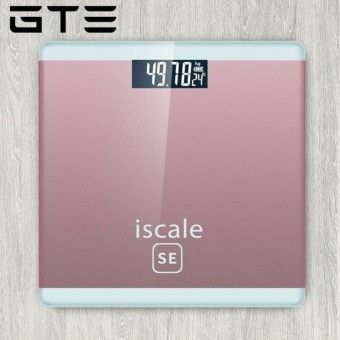 Special Prices GTE Iscale SE Weighing Machine Body Weight Measuring Electronic Digital Scale 180KG With LCD Display - Rose PinkOrder in good conditions GTE Iscale SE Weighing Machine Body Weight Measuring Electronic Digital Scale 180KG With LCD Display - Rose Pink Before GT212HBAB1HMODANMY-81083199 Health & Beauty Medical Supplies Scale & Body Fat Analyzers GTE GTE Iscale SE Weighing Machine Body Weight Measuring Electronic Digital Scale 180KG With LCD Display - Rose Pink