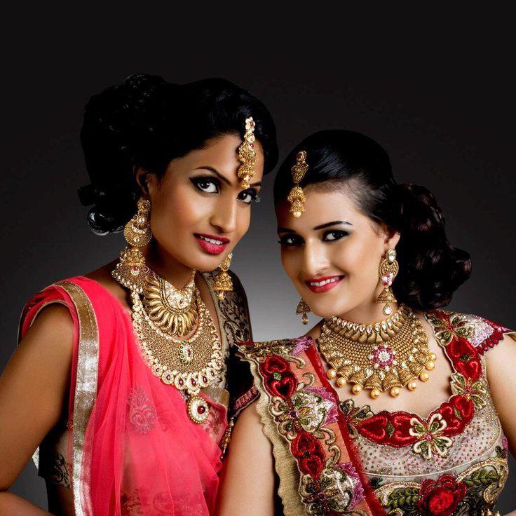 #bridal #jewellery #campaign #shoot #neelkanth #models #priyankaarora @deeptimohan  #makeup @seematabassum #adagency #greyapple