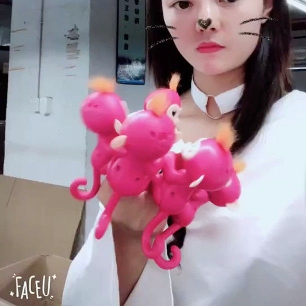factory wholesale fingerlings monkey toys 100% high quality and low price for you welcome to order contact me http://www.mina-technology.com Email:sales2@cnmina.com WhatsApp:8618948356061…