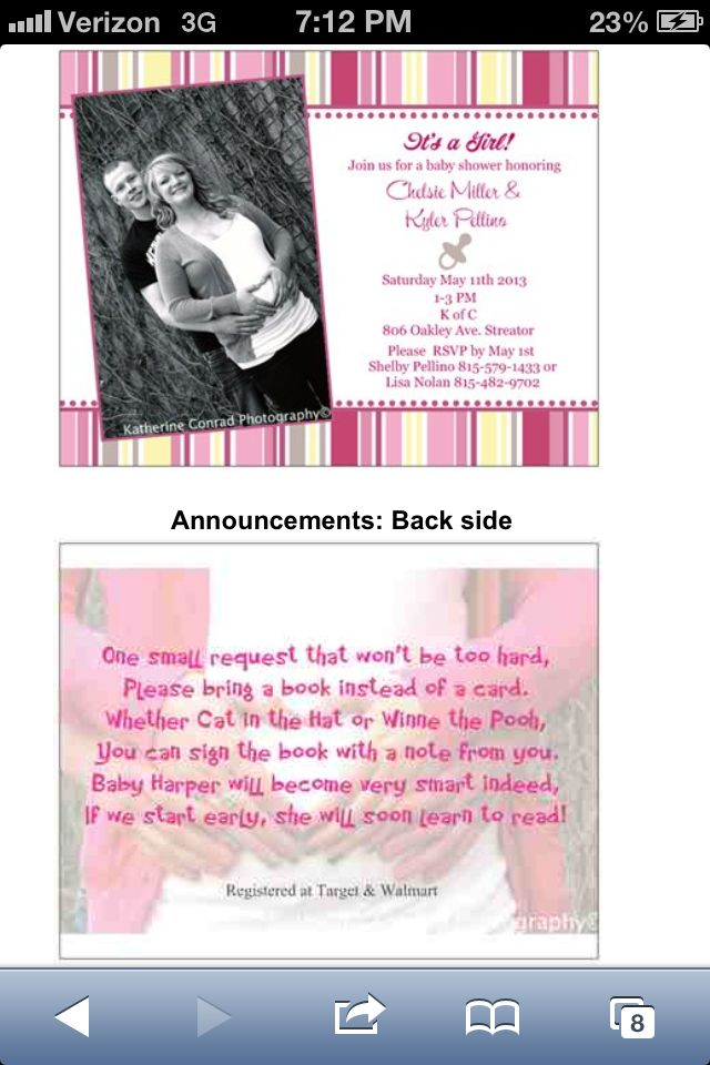 baby shower baby shower ideas baby ideas princess peyton vistaprint