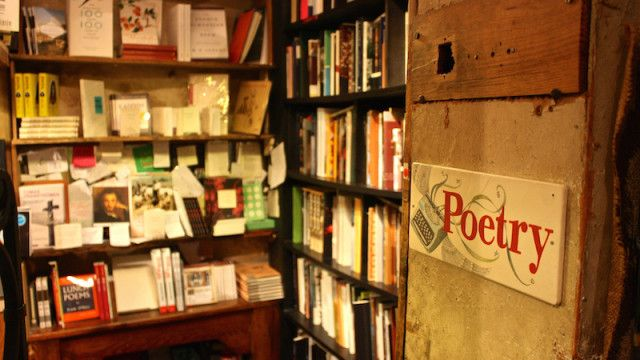 #Independent #Bookstores for a #Paris #Love #Affair #Poetry #France
