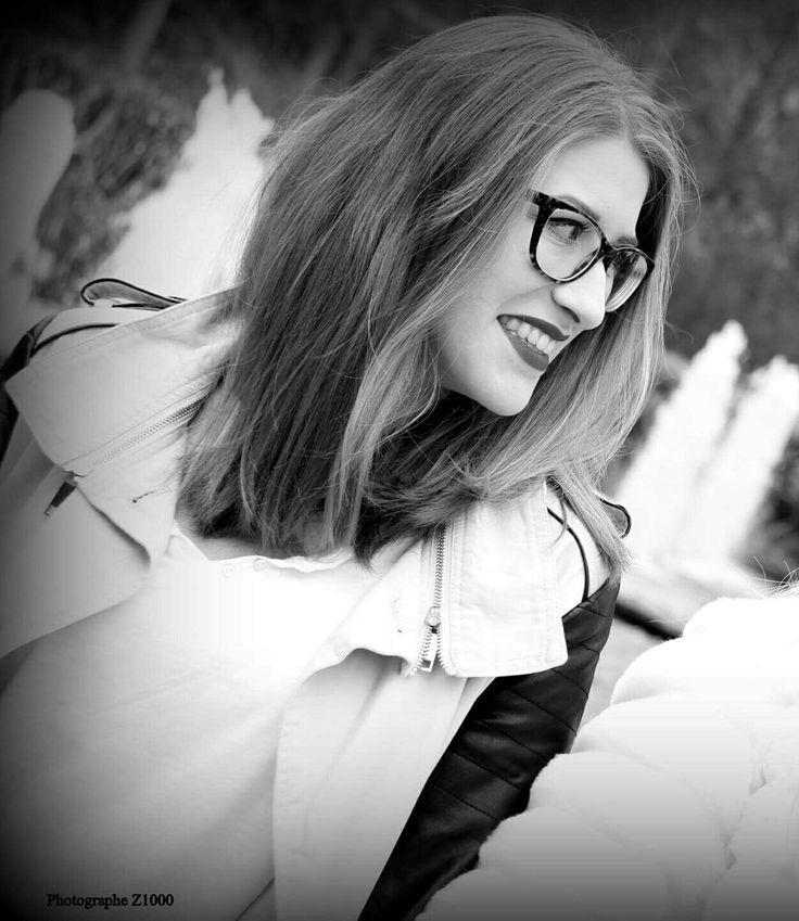 Shotting photo/noir et blanc/parc
