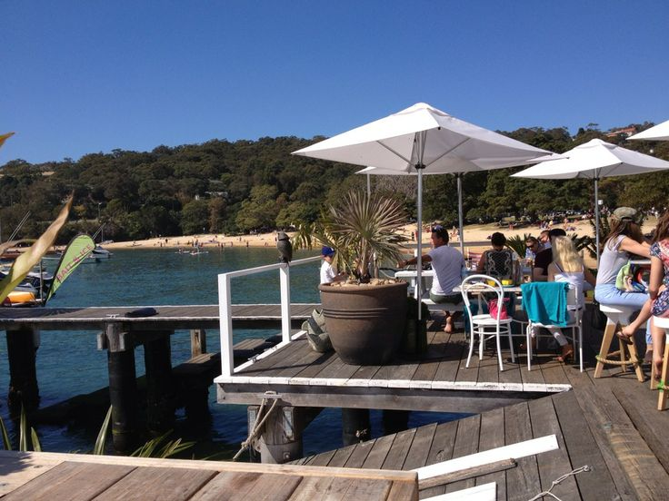 Balmoral Boatshed in Mosman, NSW