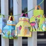 Faça você mesmo: 11 tipos de lanternas para você decorar o seu noivado ou casamento, lanternas com caixa de leite, velas, castiçais
