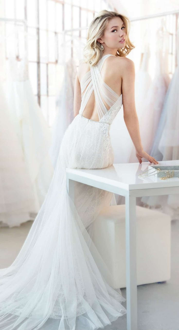 Blush by Hayley Paige Wedding Dresses Spring 2018