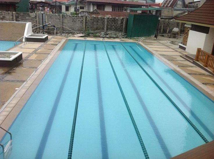 Bali Oasis Lap Pool