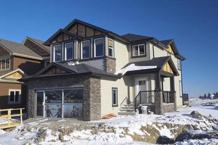 Exterior   WestView Builders   Montrose Calgary   Showhome