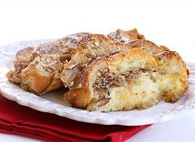 This recipe for Overnight French Toast Casserole is just right. Not too dry, not too wet, not too sweet.
