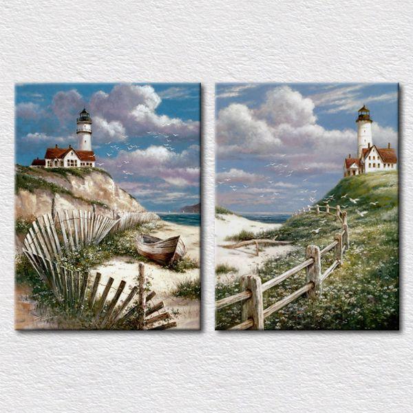 Свежий остров картины для спальни отделка стен современные холст картины на стене специальный подарок