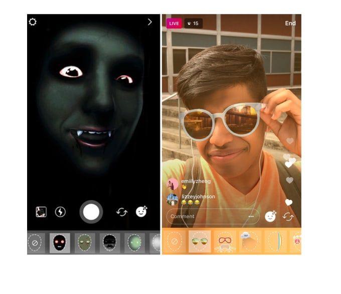 Create Amazing Instagram Facebook Tiktok Snapchat Filters In Spark Ar Effector In 2020 Snapchat Filters Facebook Filters Filters