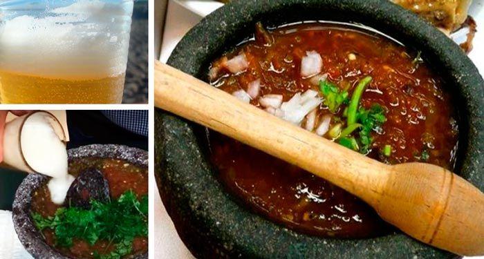 Tasty salsa barbacoa receta recipes on pinterest salsas for Salsa barbacoa ingredientes