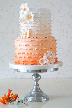 hermosa torta para 15 años