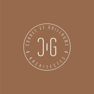 Logo d'architecte tampon