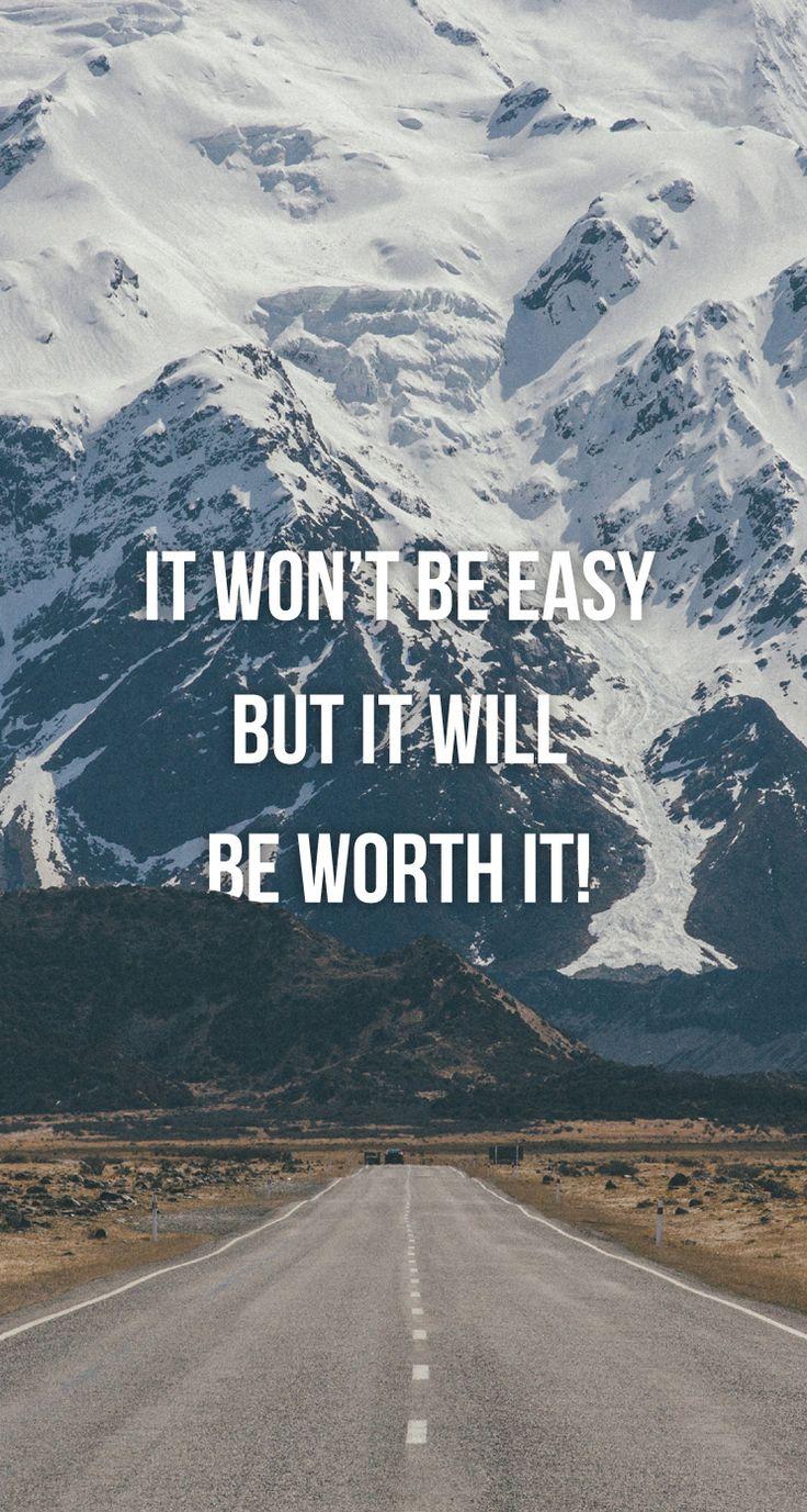 [Image] Nothing worth having comes easy https://i.redd.it/zvpp139vxxwz.jpg