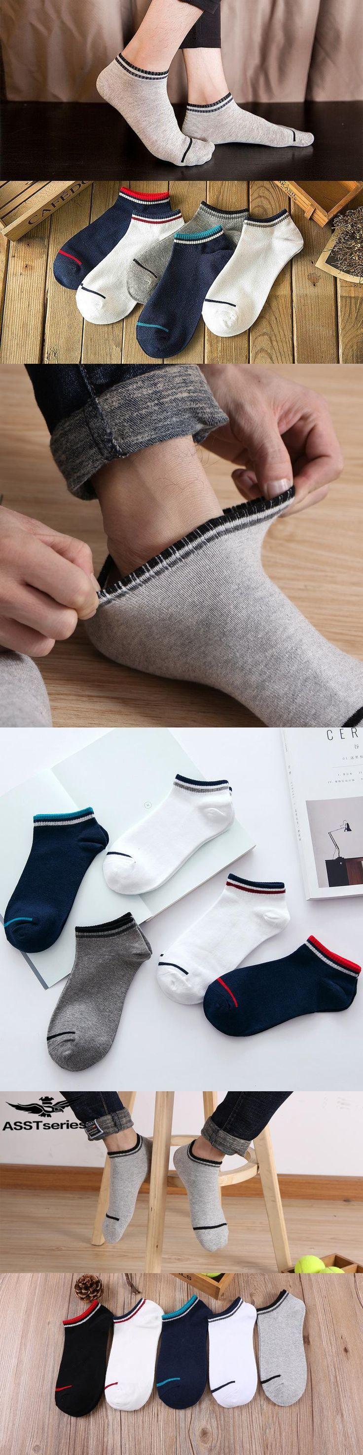 0567618b948a Sping Short Socks Men Men's Socks Calcetines Hombre Meias Meia Homens  Chaussette Homme Sokken Slippers No