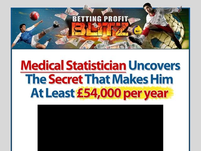 Betting profit blitz review andrea bettinger klaus stiefel