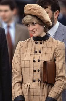 "November 25, 1982: Princess Diana visited Barmouth in West Wales. She and Prince Charles were there for the naming of the new lifeboat ""R.N.L.B. Princess of Wales""."