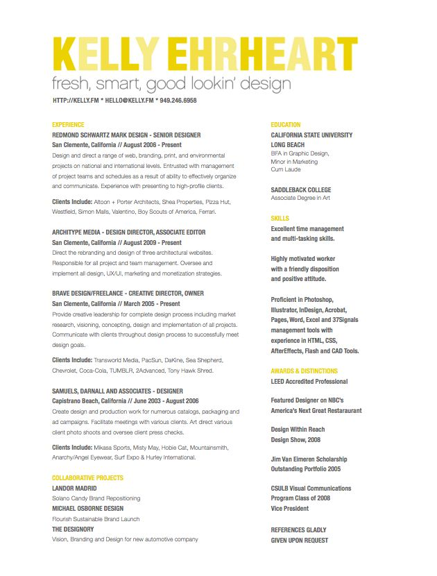 fresh smart good looking design unique resume samples - Fashion Designer Resume Sample