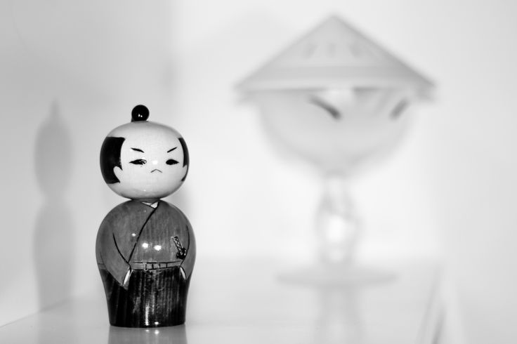 home knick-knacks - asian-style decor from friends