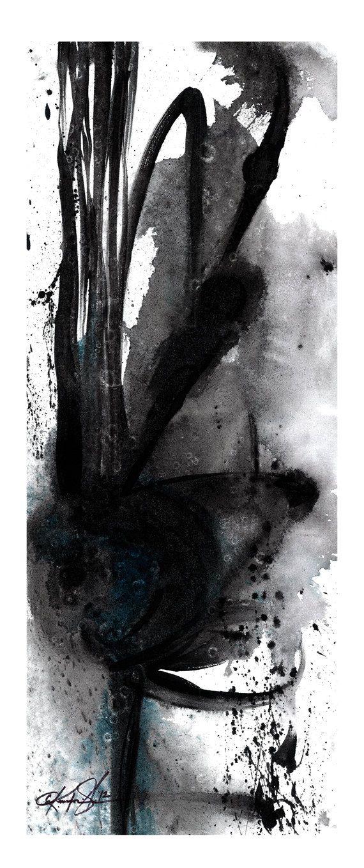 "Kathy Morton Stanion, ""Soul Dance 3"", acrylic on canvas"