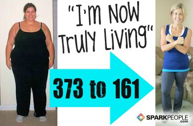 Down 212 Lbs, Tracy Had 'Always Been Obese' via @SparkPeople.  This is so inspiring to me and gives me hope while I am on this journey.