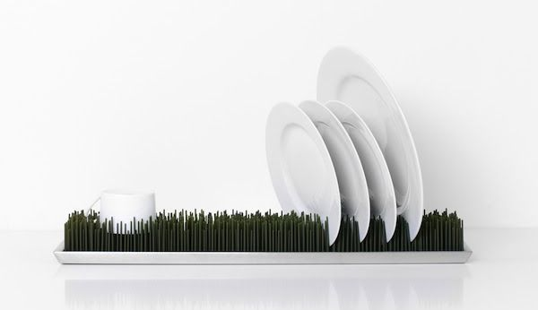Sod Drying Rack by Finell. #wedeliverdesign