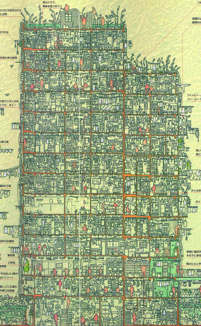 kowloon walled city 103 best Kowloon Walled