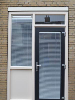 Kunststof achterdeur volledig op maat voor iedere woning geschikt