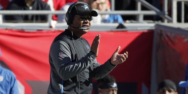 Is Jim Caldwell actually doing a good job as Detroit Lions coach?: Here's one thing even the most ardent of Jim Caldwell bashers can admit…