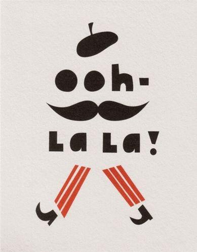 French cliché? :): Moustache, Search, Ooh Lala, French, Paris Ooooh La La
