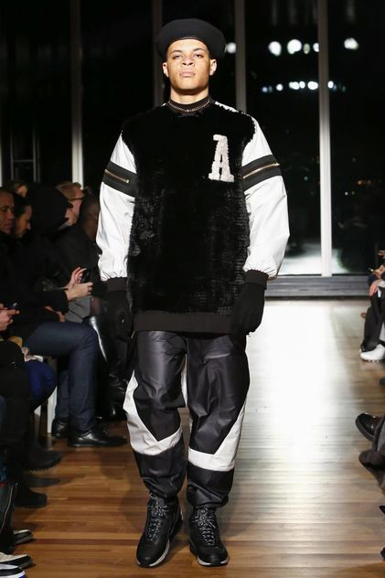 Astrid Andersen Menswear Fall Winter 2015 New York