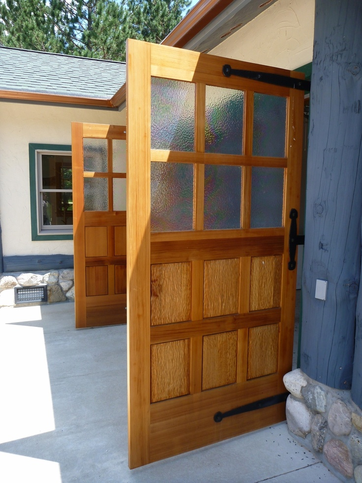 17 Best Images About Carriage Doors On Pinterest Post