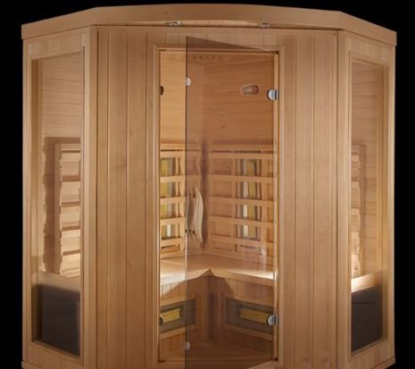 portable far infrared saunas for the home include models by therasauna better life and golden
